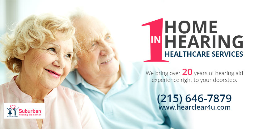 In-Home Hearing Services - Suburban Hearing Aid Center