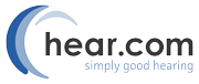 Hear.com Logo - Suburban Hearing Aid Center