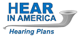 Hear in America Logo - Suburban Hearing Aid Center